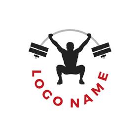 free gym logo designs designevo logo maker rh designevo com