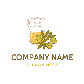 Tea Cup and Scented logo design