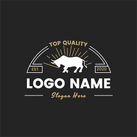 Top Quality Beef logo design