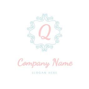 Wedding Planner Icon logo design