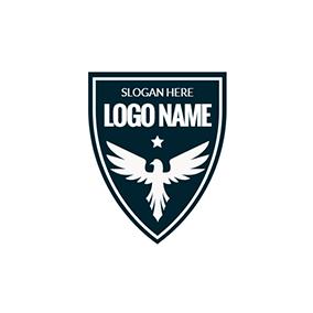 free bird logo designs designevo logo maker