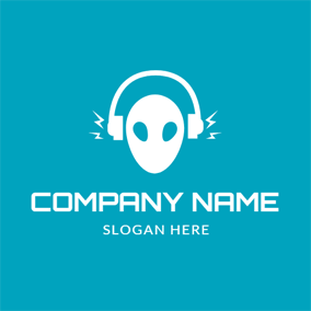 dj logos design