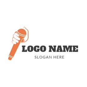font name and slogan