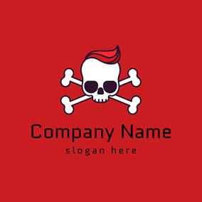 Free Skull Logo Designs   DesignEvo Logo Maker
