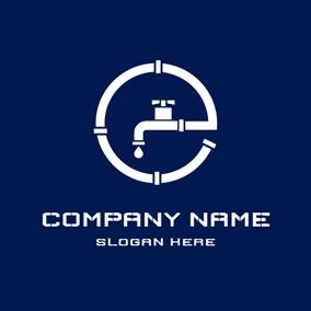 Free Plumbing Logo Designs | DesignEvo Logo Maker