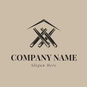 Free Wood Logo Designs | DesignEvo Logo Maker