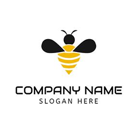 c1dbfcf85 Free Bee Logo Designs | DesignEvo Logo Maker