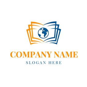 Free Book Logo Designs | DesignEvo Logo Maker