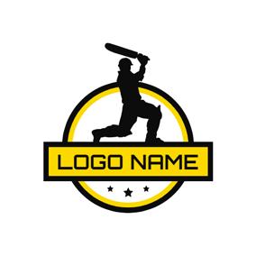 Free Cricket Logo Designs Designevo Logo Maker