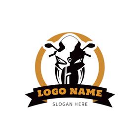 Free Motorcycle Logo Designs Designevo Logo Maker
