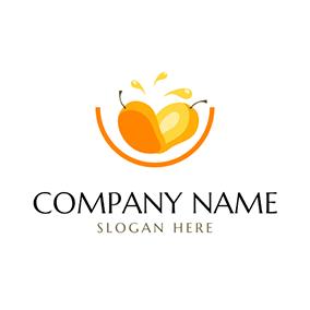 Free Mango Logo Designs Designevo Logo Maker