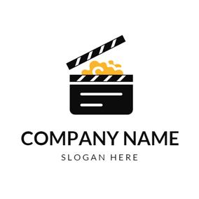 Free Movie Logo Designs Designevo Logo Maker